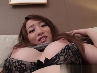 Magnificent Asian milf Mashiro Kaname in deviating sex