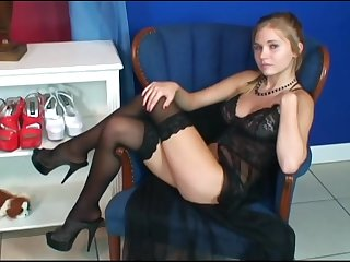 So Many More Outfits She Has At Home  - Amateur Doll Desolate
