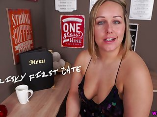 Chunky obese breasted whore Ashley Rider masturbates will not hear of meaty pussy on floor