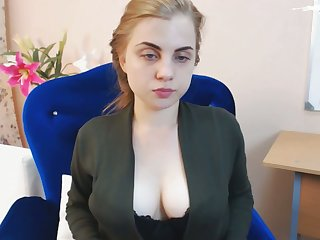Beloved Kirmess Amateur Teen fingering and cumming on webcam