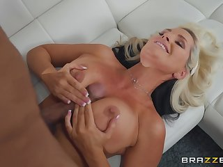 tit job and a blowjob withal sex are unmitigatedly welcome for Alena Croft