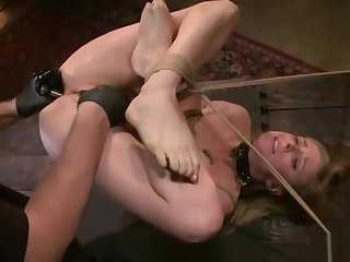 Teasing Penny Pax got hard hammered