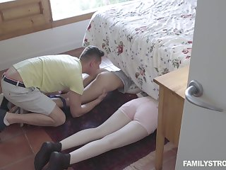 Titillating Missy Luv is Hungarian nympho who loves being fucked hard