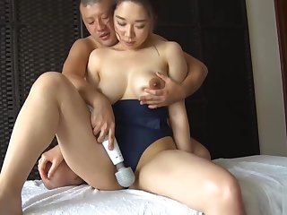 Swimming Instructor Busty Big Ass Sister Mio Hカップパイパン巨乳t゙カ尻お姉さん