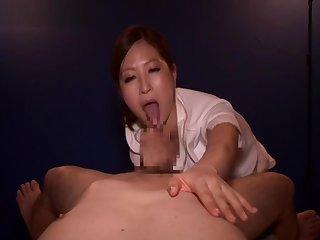 Japanese Blowjob Massage Parlor