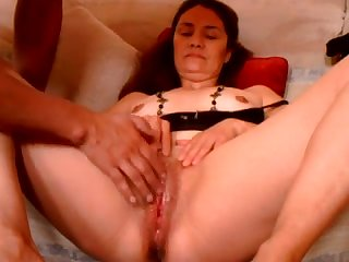 My wife needs paralysed a progress fingering to relieve stress after a permanent day at work