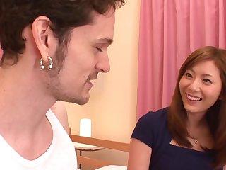 English Lesson in Borderline Yuma Asami