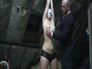 That's one submissive slattern and I love watching her get punished