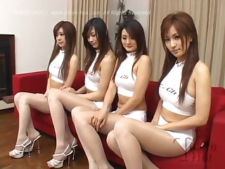 The Rq 2007 Part2 Mariko Kondo Ai Tanaka Megumi Ishikawa Risako Mamiya