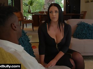 Angela Uninspired - wife takes matters into her respond to hands