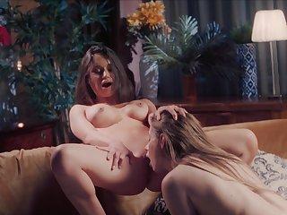 Nasty Lana Roy Start near her Shy GF Hot and Sweety Roleplay